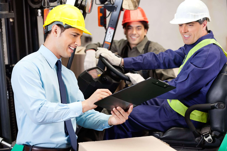 Forklift Operatör Kiralama