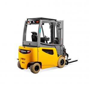 teknik istif Akülü Forklift EFG S30 2