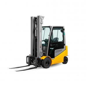 teknik istif Akülü Forklift EFG S30