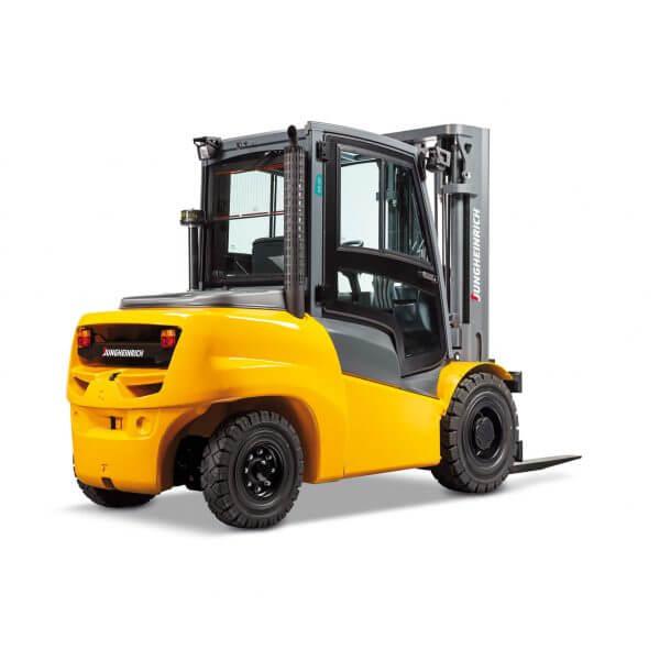 Teknik İstif Dizel Forklift DFG S50