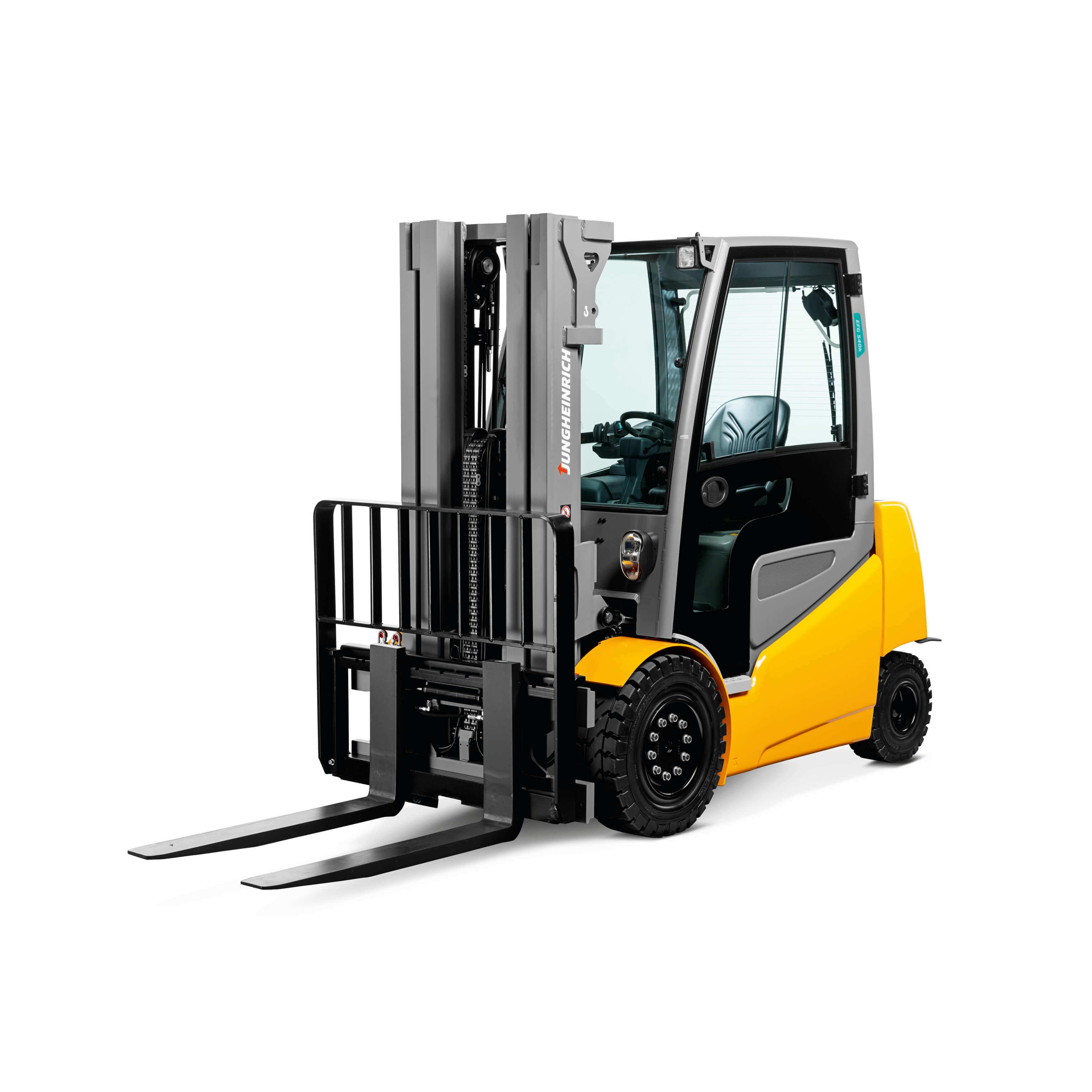Jungheinrich EFG 535k Akülü Forklift