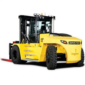 Hyster H20XM-9 Ağır Tonajlı Forklift