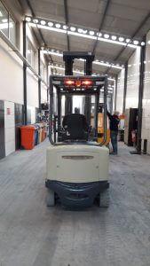 2. El Satılık Forklift Crown 11